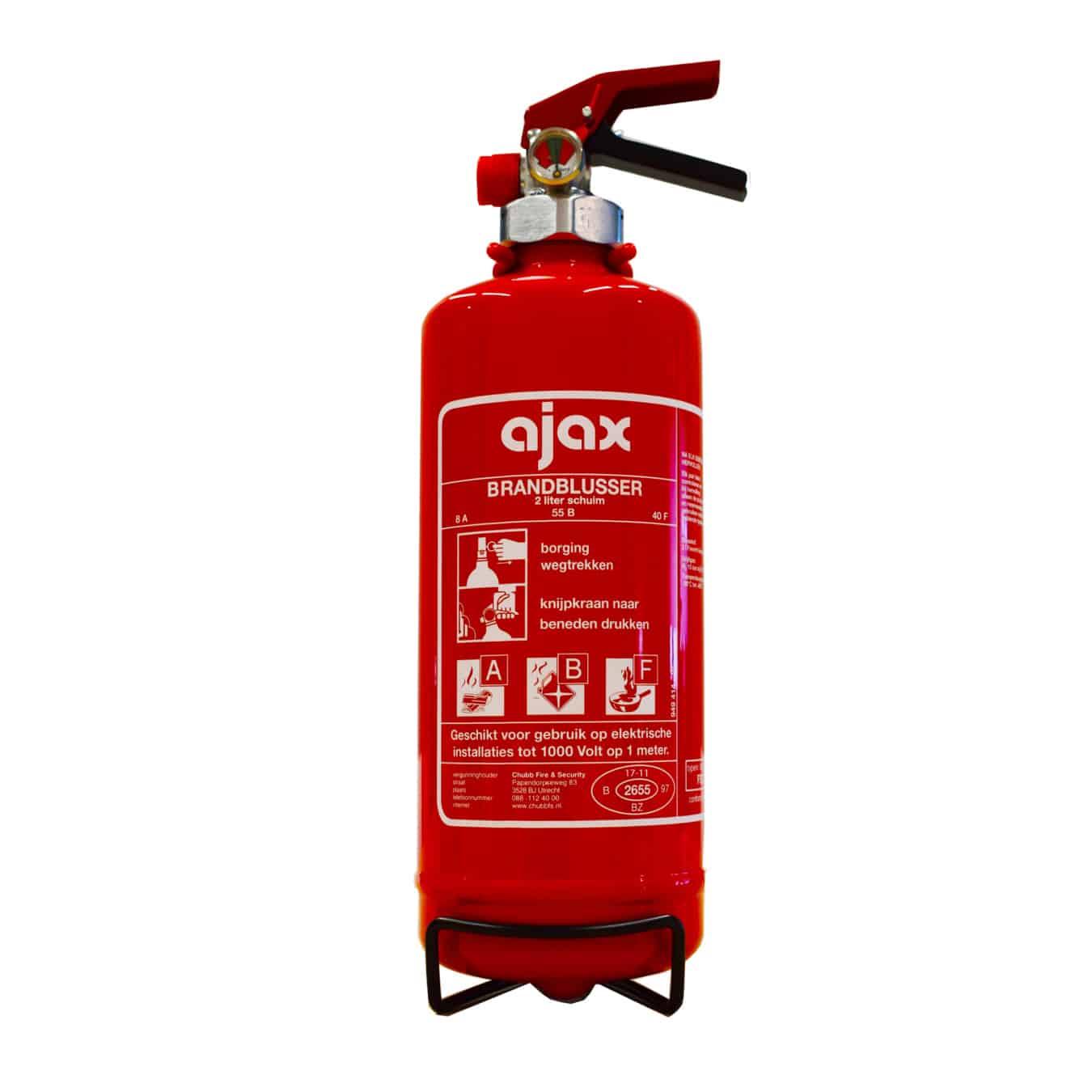 Koop Ajax FS2 Brandblusser schuim 2 liter