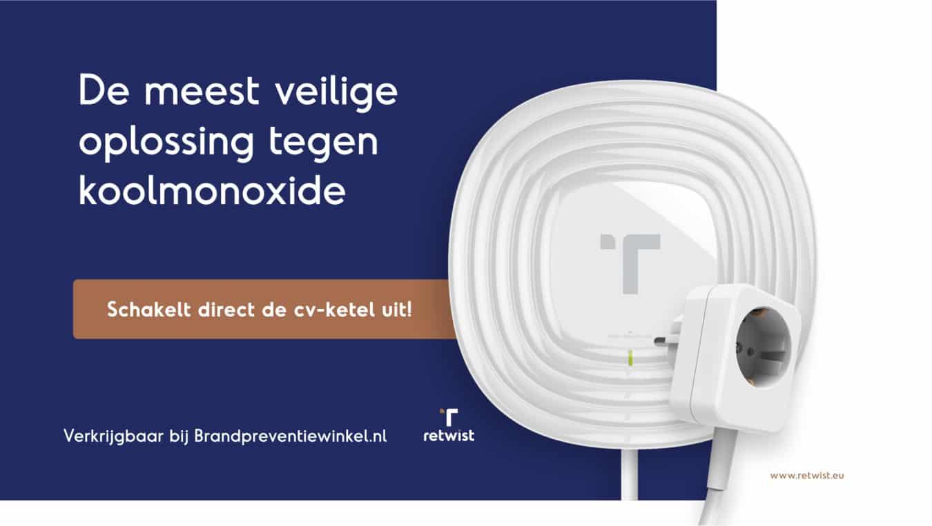 Koop ReTwist Koolmonoxidemelder CO-Switch