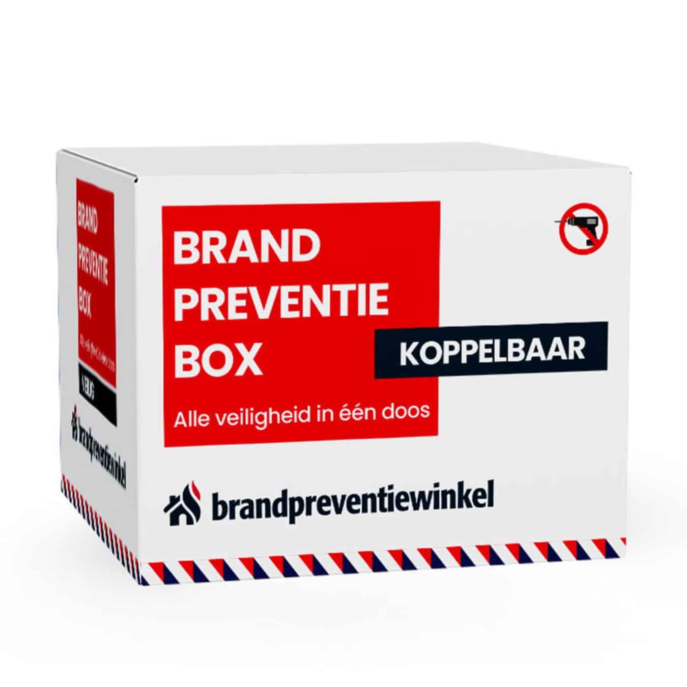 Koop Brandpreventiebox Koppelbaar