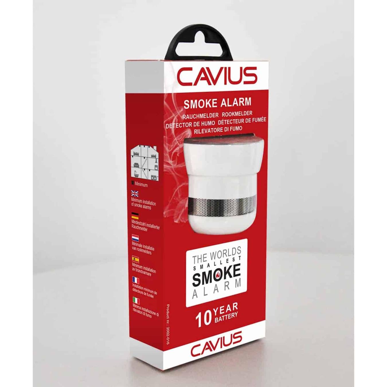 Koop Brandpreventiebox Cavius