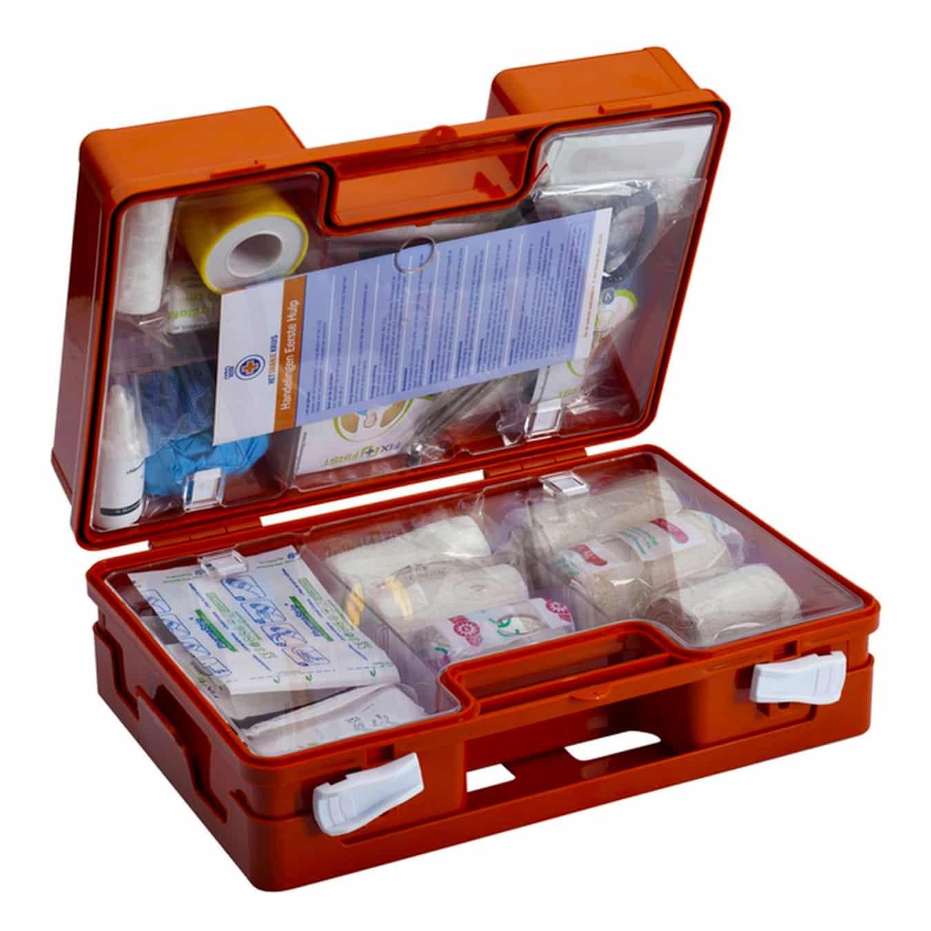 Koop EHBO - BHV set - Oranje Kruis