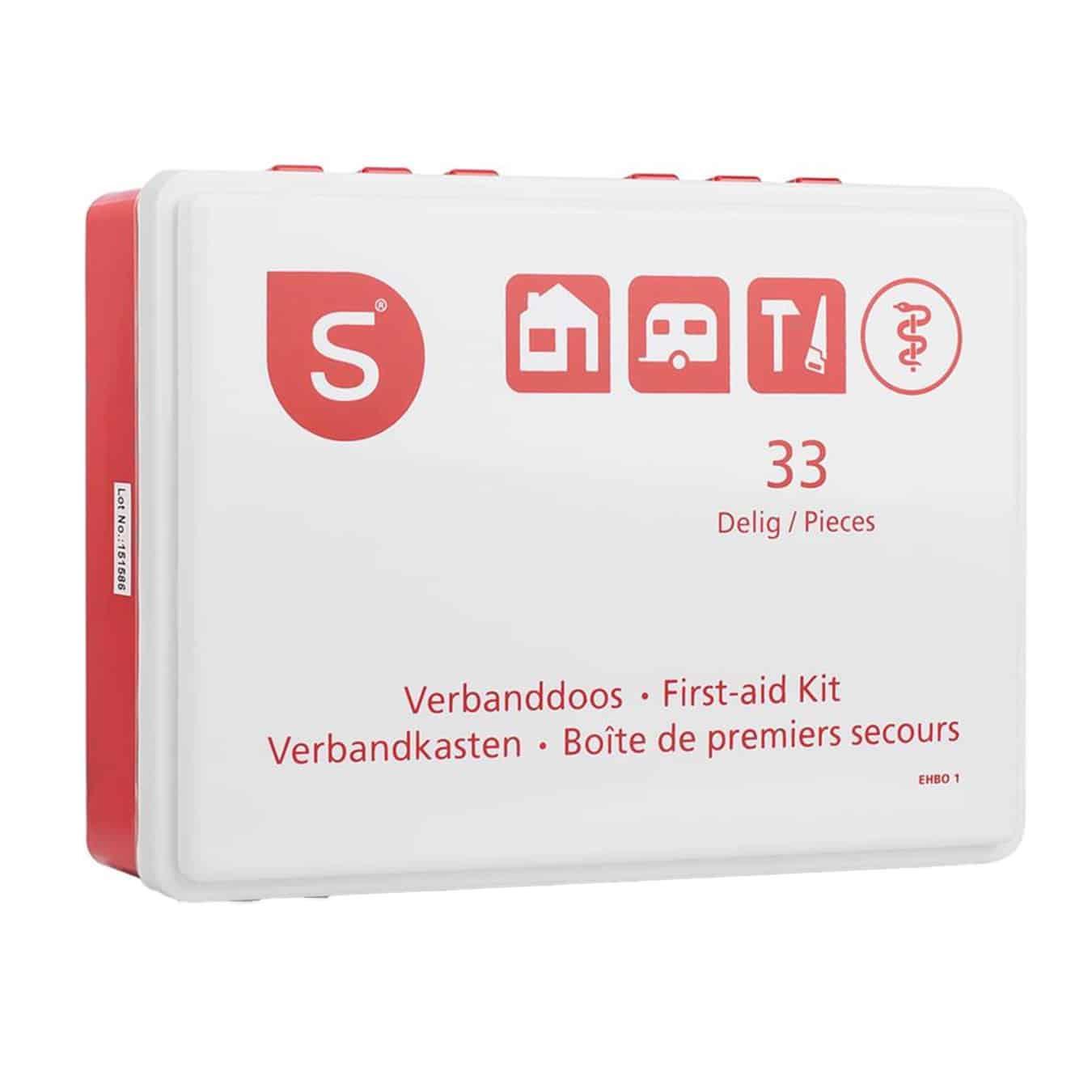 Koop Verbandtrommel EHBO 35-delig