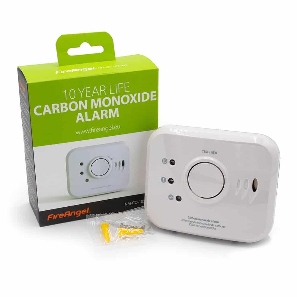 Koop FireAngel W2-CO-10X Koolmonoxidemelder