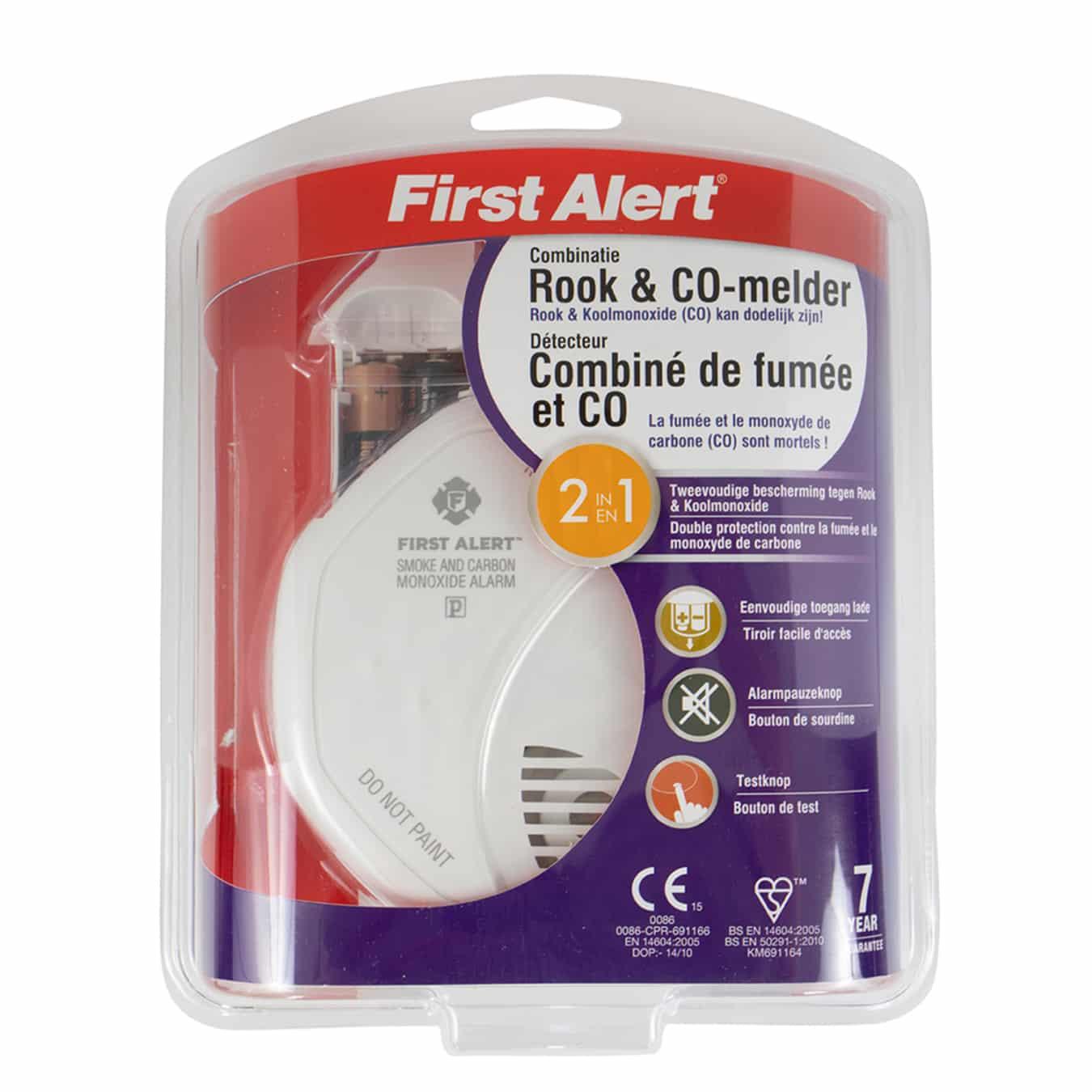 Koop First Alert SCO5CE Combimelder