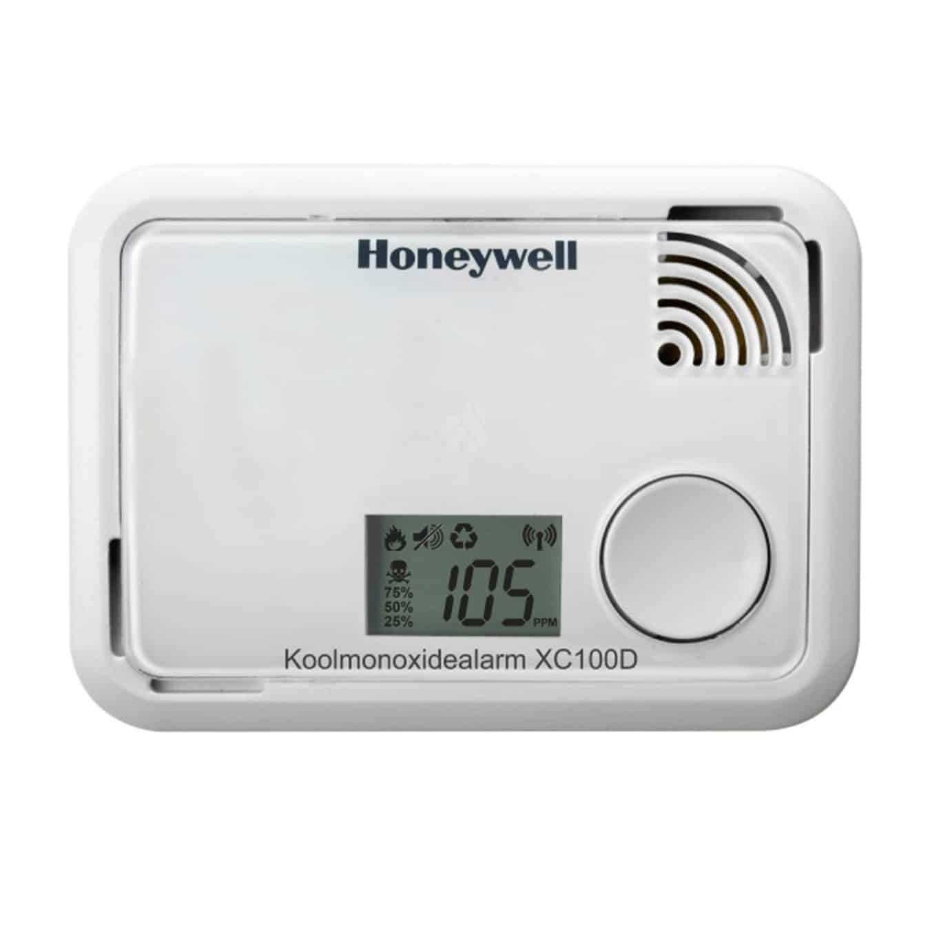 Koop Honeywell XC100D Koolmonoxidemelder