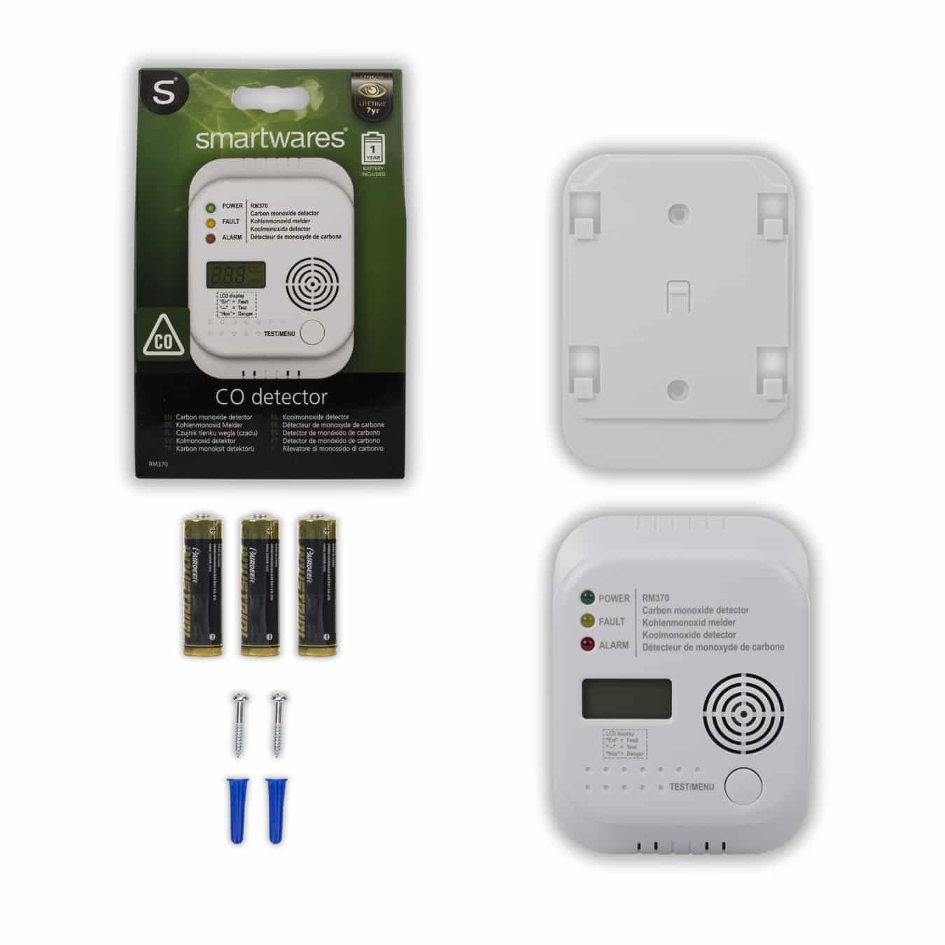 Koop Smartwares RM370 Koolmonoxidemelder