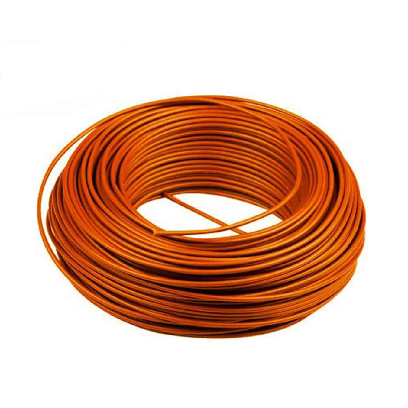 Koop Donne Installatiedraad 1.5mm oranje