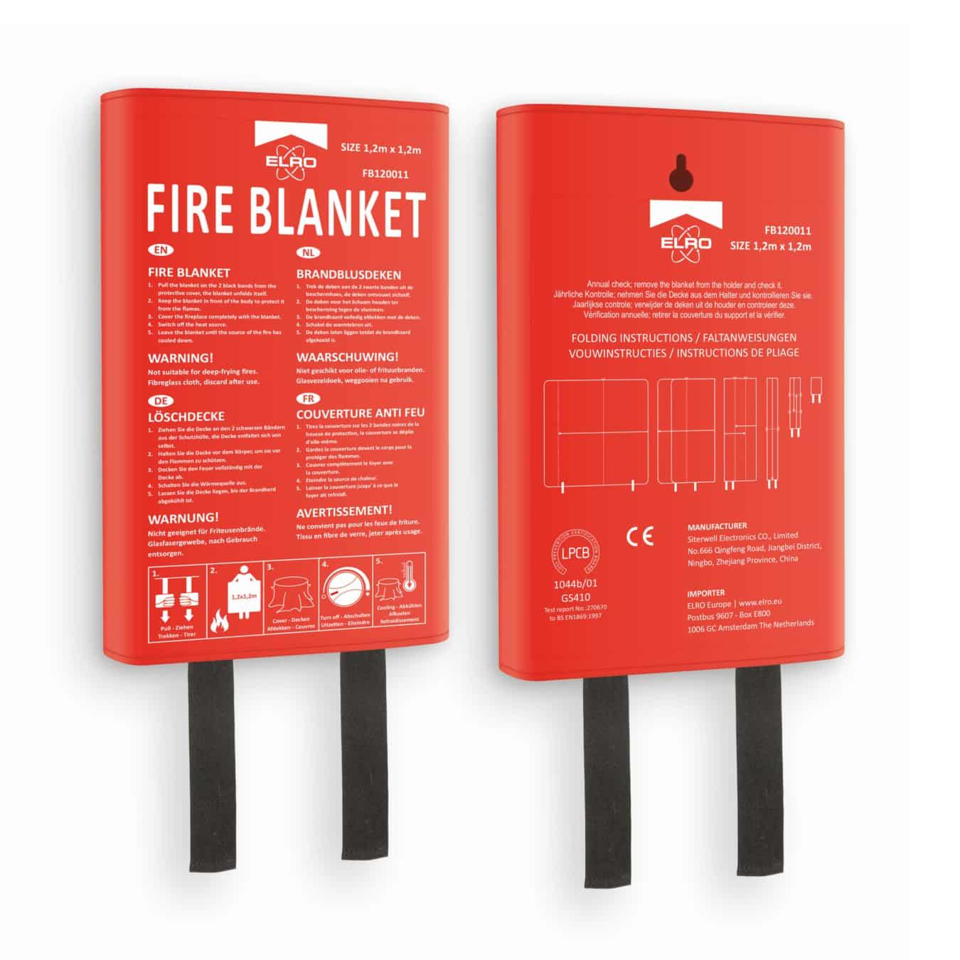 Koop ELRO FB1300 Blusdeken 1.2 x 1.2 m