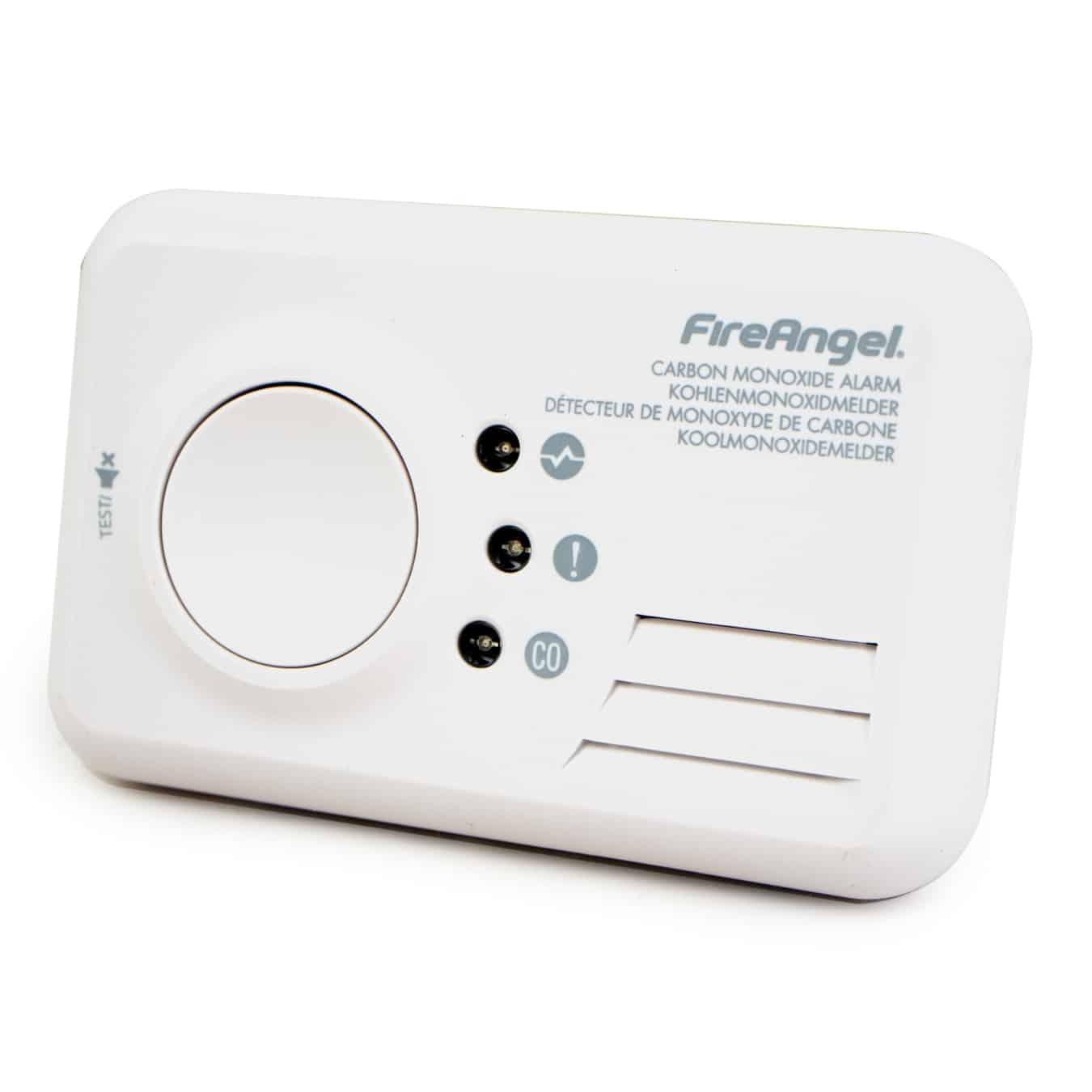 Koop FireAngel CO-9X-10 Koolmonoxidemelder