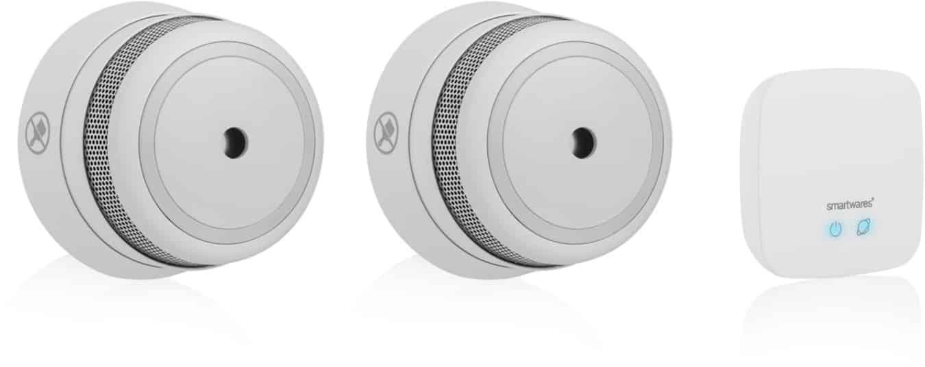 Koop Homewizard SH8-99101 Slimme rookmelder set