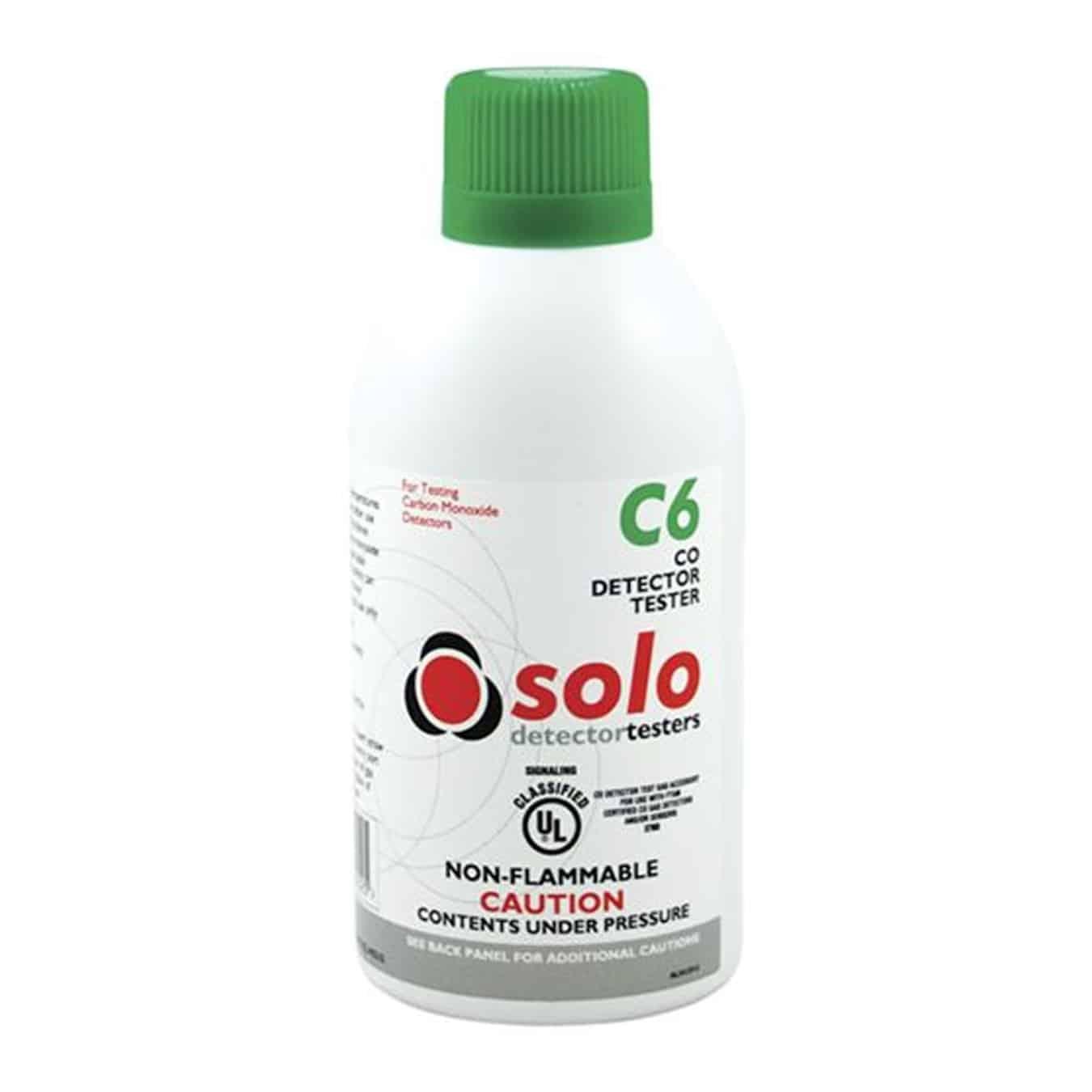 Koop Testgas koolmonoxidemelder Solo