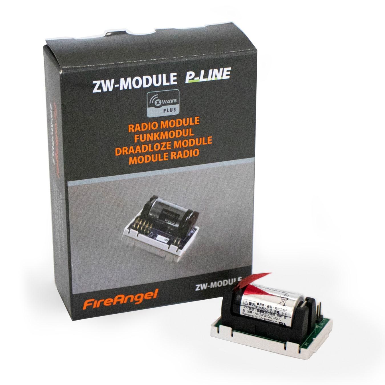 Koop Z-wave ZB-module Fireangel