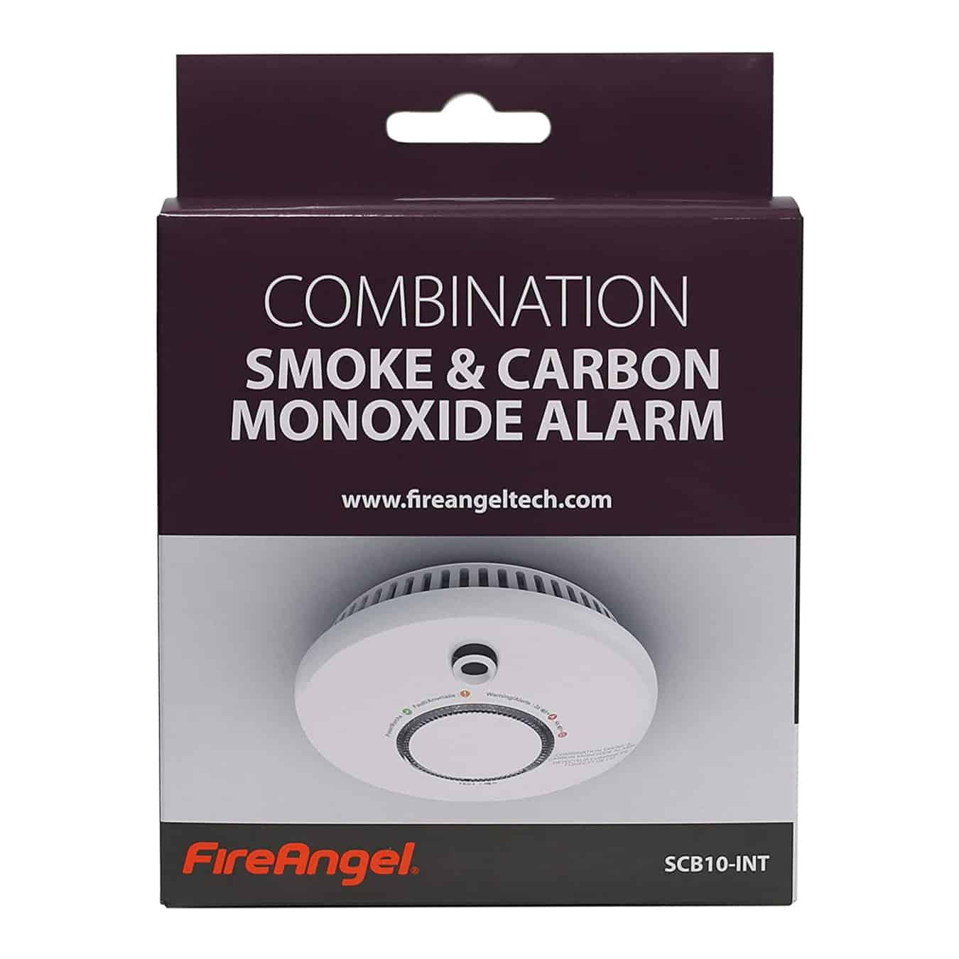 Koop Fireangel SCB10-INT Combimelder