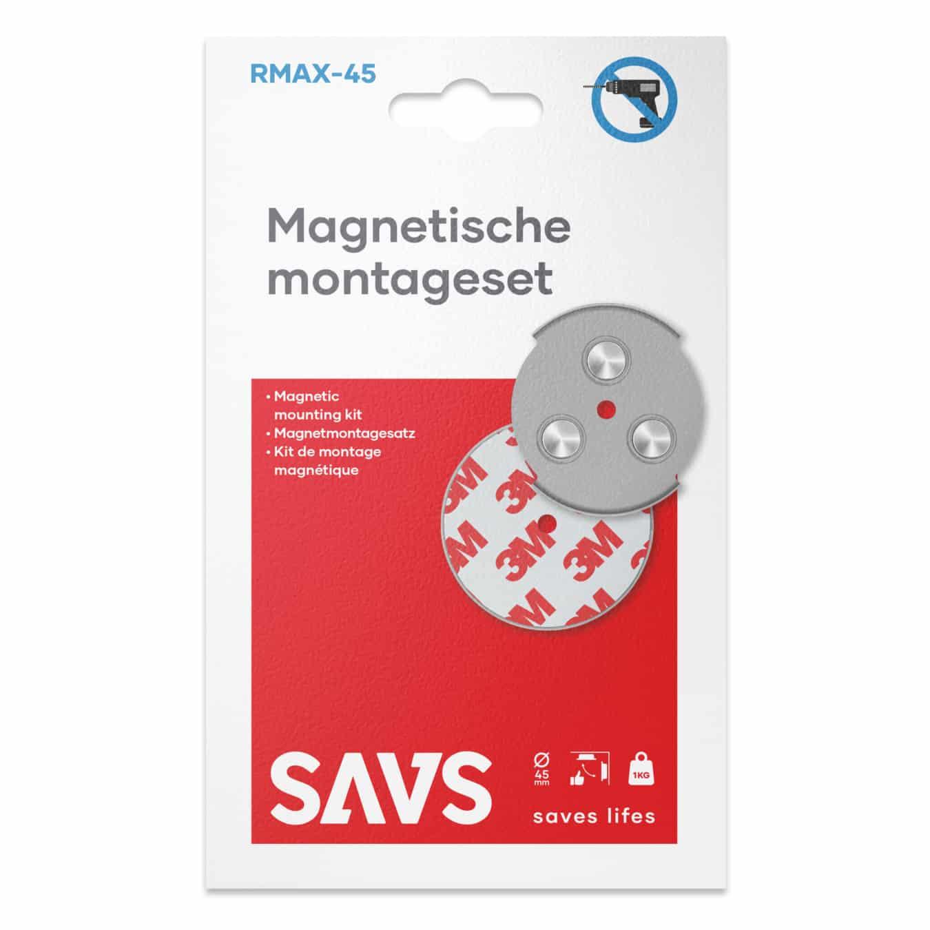 Koop Magnetische montageset RMAX-45 - 2-pack - 45mm