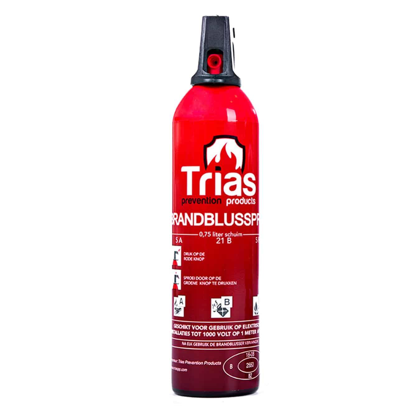 Koop Trias Sprayblusser schuim