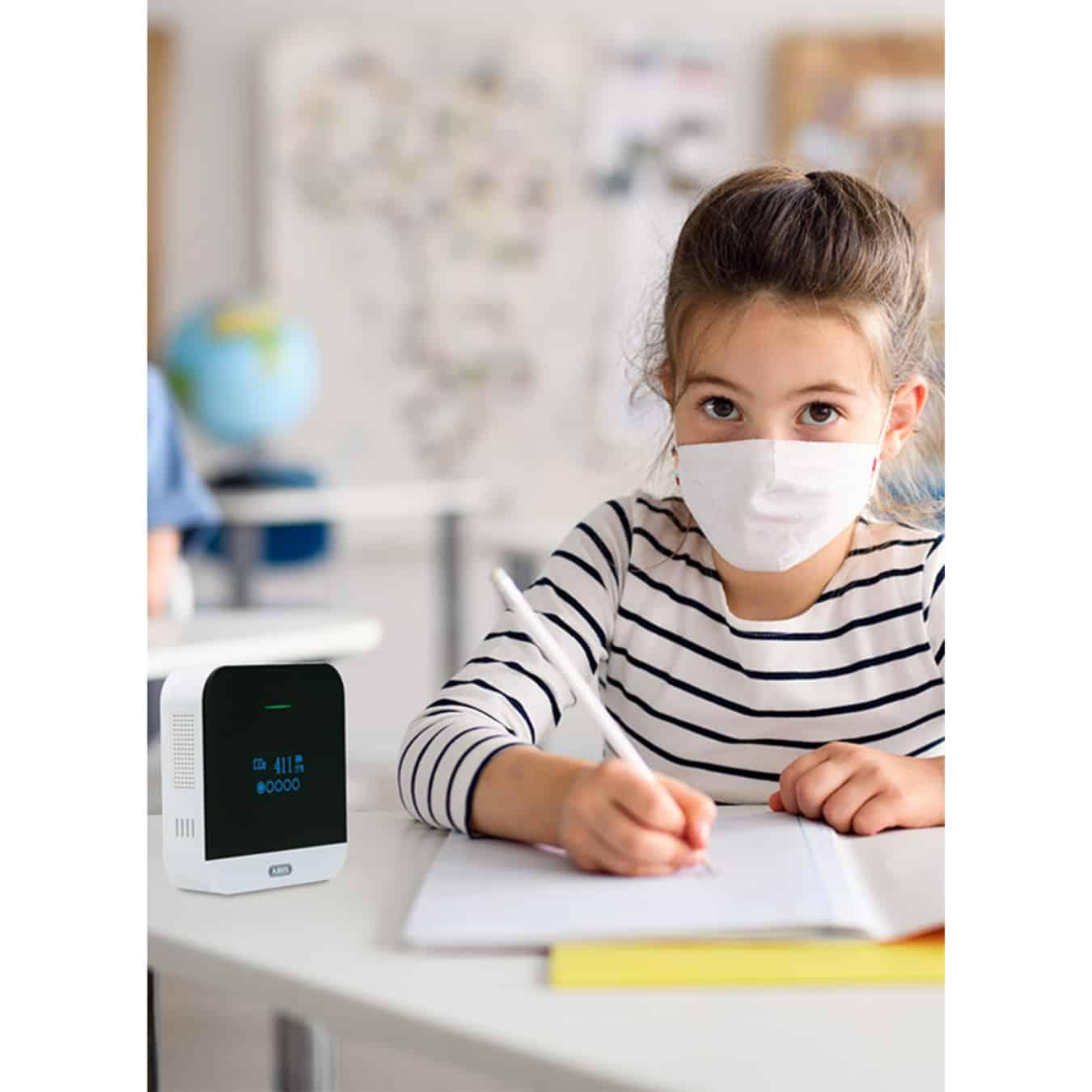 Koop ABUS Airsecure™ CO2 meter